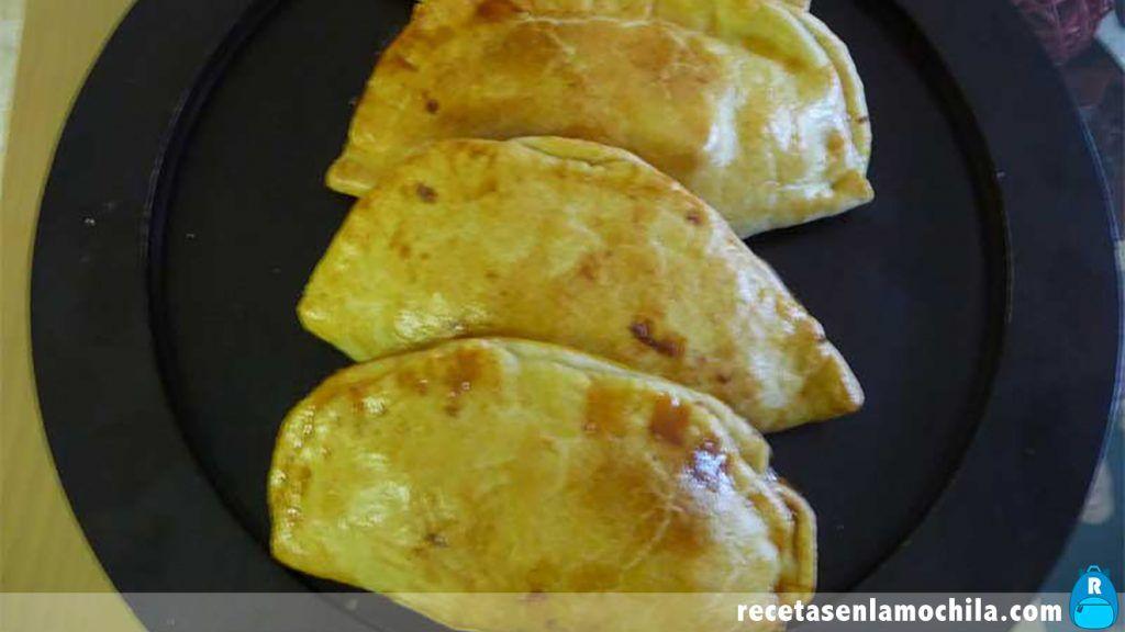 Empanadillas de patata con Thermomix
