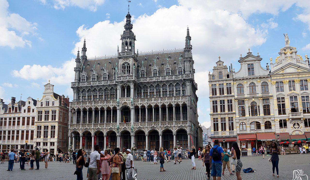Ruta de un día por Bruselas