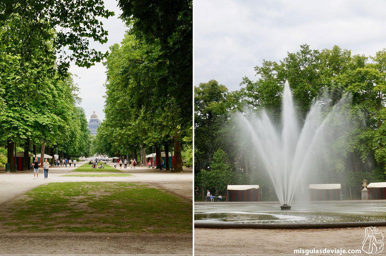 Parque de Bruselas o Warandepark