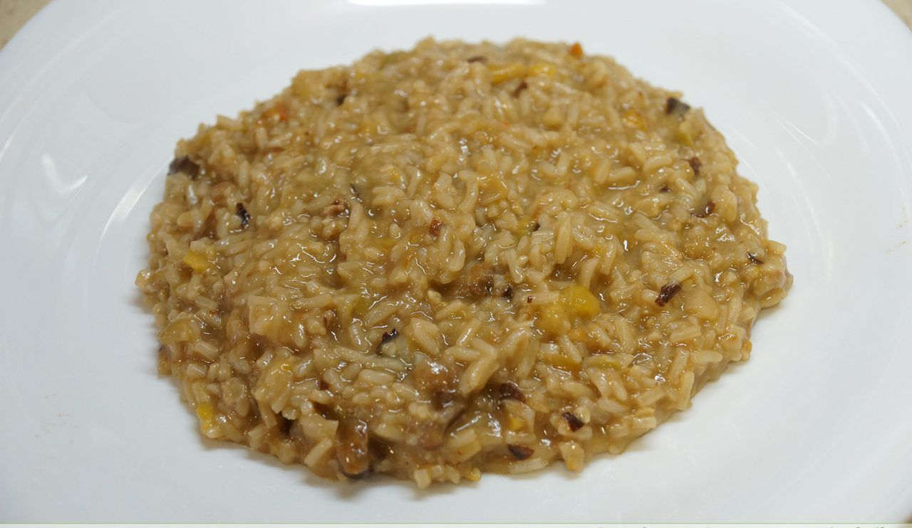 Arroz iraní con Thermomix