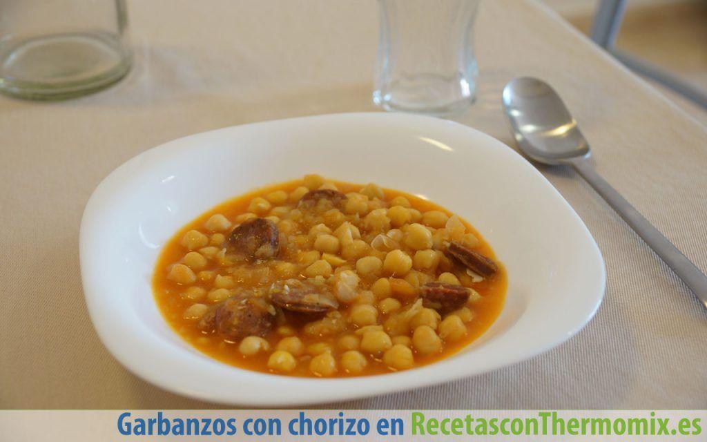 Garbanzos con chorizo en Thermomix-con-chorizo-thermomix