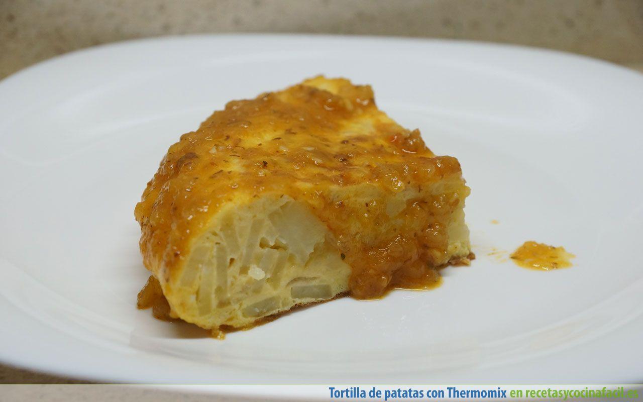 Pincho de tortilla de patatas