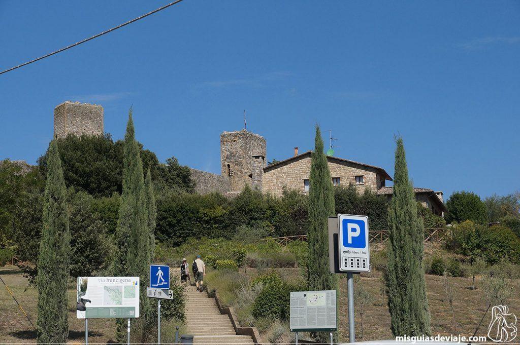 Colina de Monteriggioni