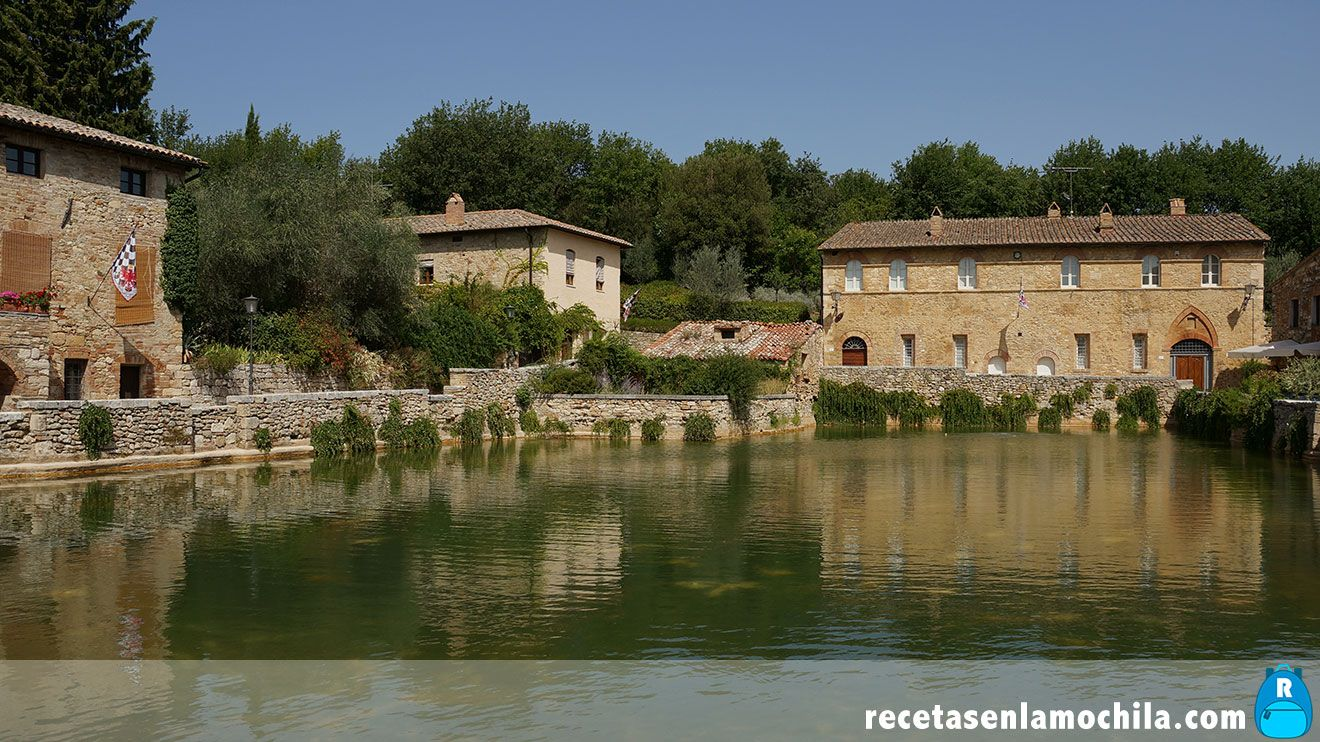 Piscina de Bagno Vignone