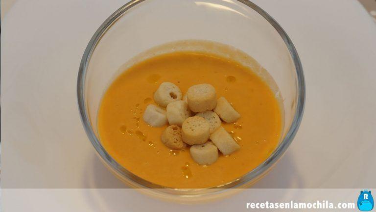 Cómo preparar gazpacho andaluz