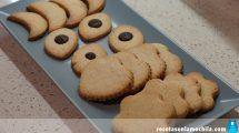 Receta de galletas de turrón