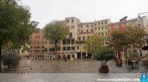 Campo ghetto nuovo Venecia