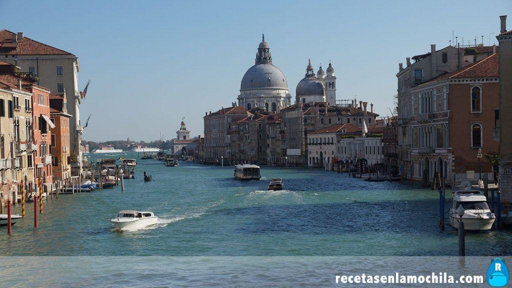 Venecia es una ciudad única