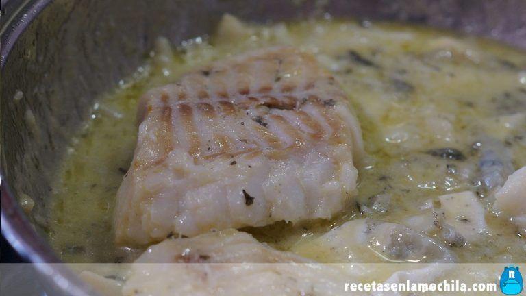 Cómo preparar bacalao al pil pil