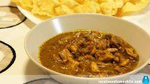 Curry de pollo fácil y rápido