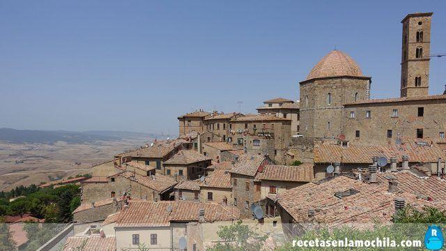 Qué ver en Volterra