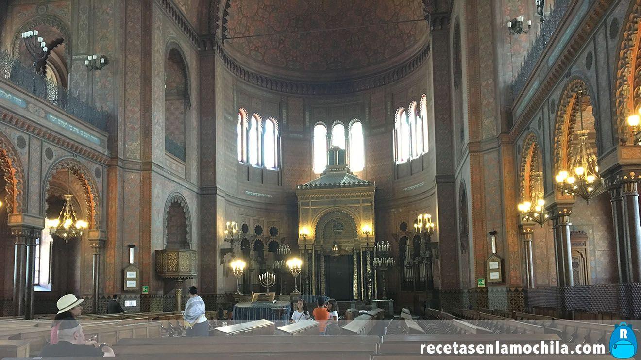 Gran sinagoga de Florencia