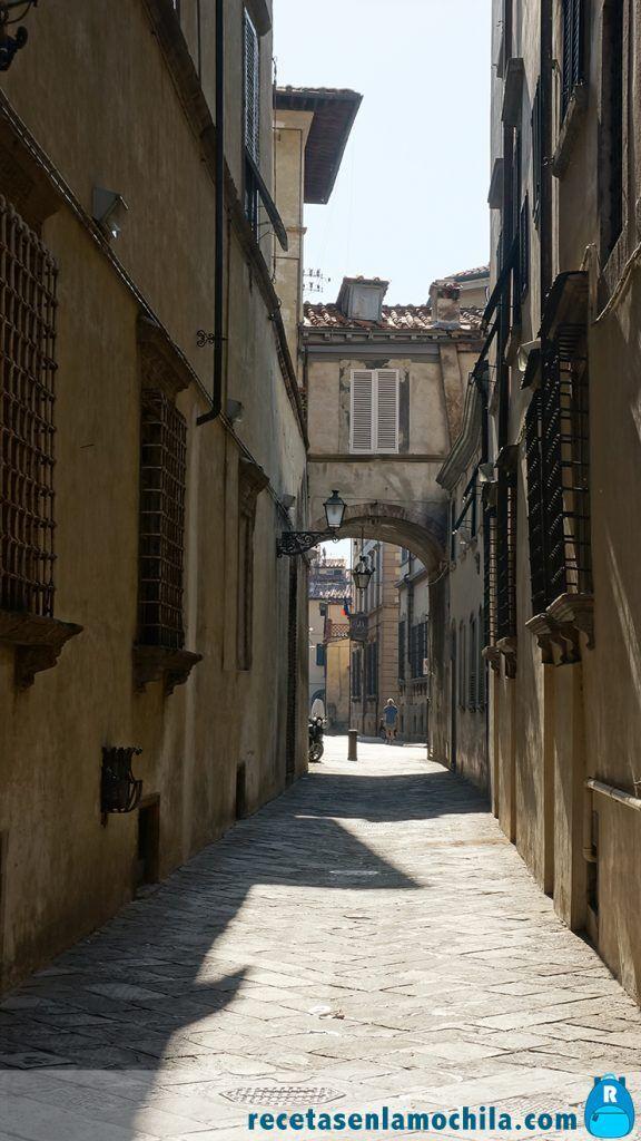 Casco antiguo de Lucca