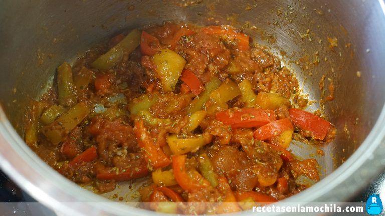 Cómo preparar caldereta de cordero con patatas