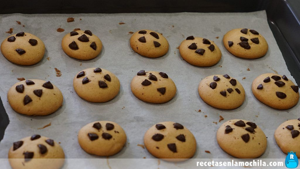 Cómo hacer cookies sin mantequilla