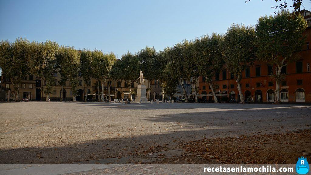 Plaza de Napoleón o plaza grande de Lucca