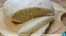 Pan al vapor con Thermomix