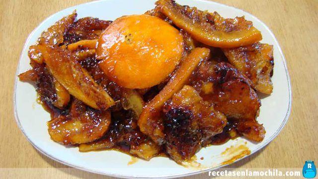 Mermelada de naranja con trozos en Thermomix