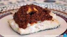 Bacalao en salsa de ñoras con Thermomix