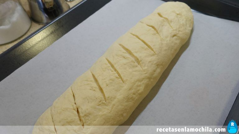 Cómo hacer pan para torrijas enriquecido con leche en Thermomix
