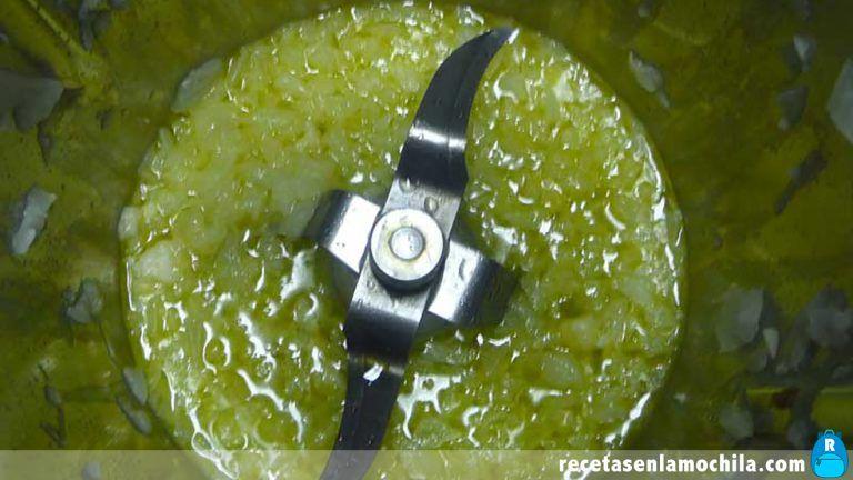 Cómo preparar bacalao con tomate en Thermomix