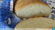 Pan para torrijas enriquecido con leche en Thermomix