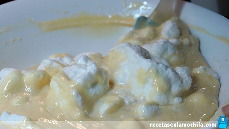 Cómo preparar bizcocho esponjoso con Thermomix